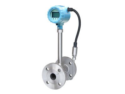 Temperature and Pressure Compensation Vortex Flow Meters