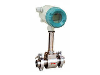 Tri-clamp Vortex Flow Meters