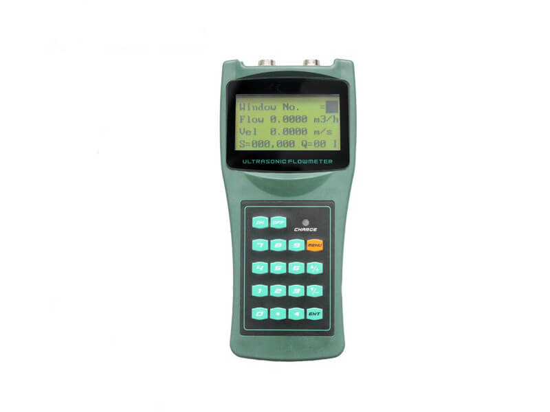 Handheld Ultrasonic Flow Meters
